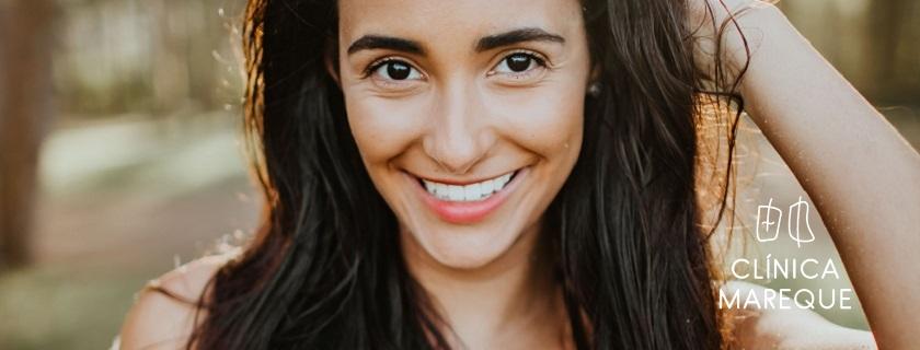 estética dental Pontevedra dientes blancos
